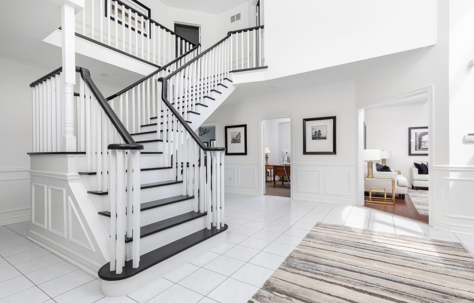 98 Markwood Lane - Stairs